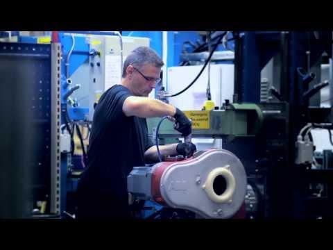 ABB Robotics - Introducing The IRB 6700: 7th Generation Large Robots