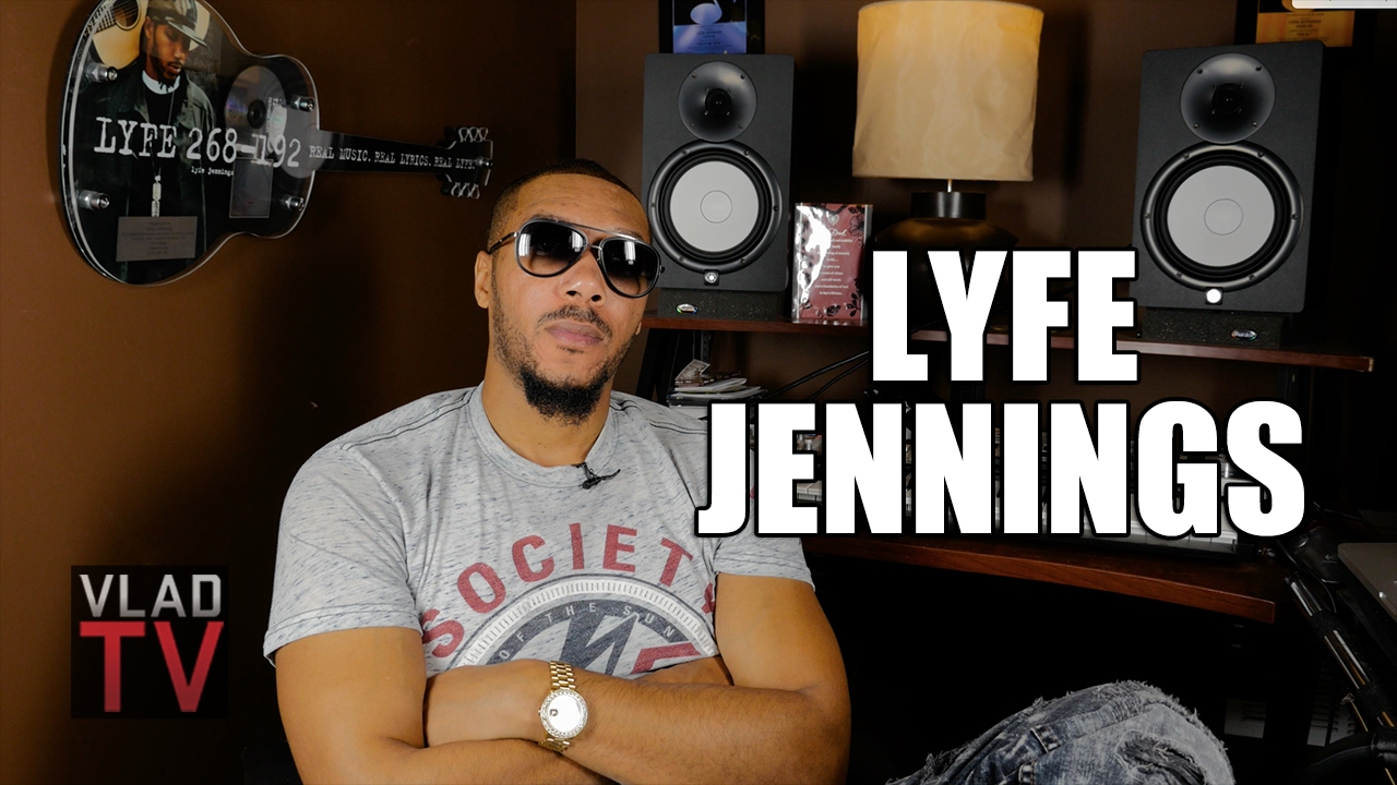 Lyfe Jennings on Being in Prison from 14-25, $1M Record Deal Fresh Out