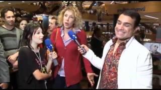 Marília Gabriela perde a paciência com Pânico na TV