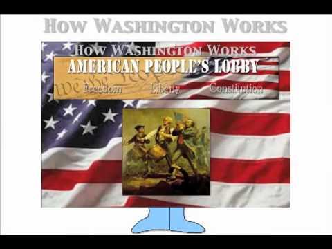 How Washington Works: The American People's Lobby