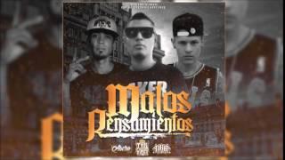 The Crash Lokote - Malos Pensamientos ft. Nuco & Little Dhyer