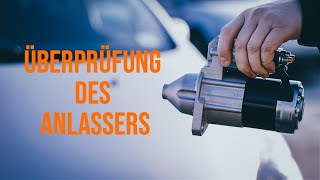 Stoßdämpferlager am Audi A4 B5 wechseln - kostenlose Video-Tipps