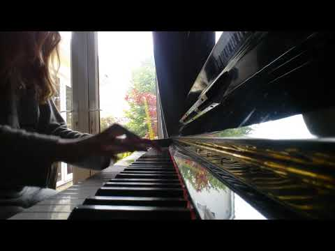balthazar - bunker piano cover