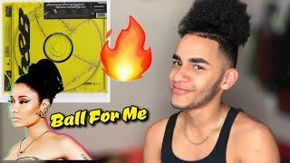 Post Malone ft. Nicki Minaj - Ball For Me [REACTION]