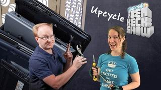 Ben Heck's Zelda Lamp: Upcycle Laptop LCD Screens