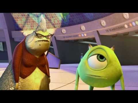 Thumbnail: Monsters Inc - All Roz Scenes!