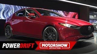 2019 Mazda 3 : Pure Japanese essence : 2018 LA Auto Show : PowerDrift
