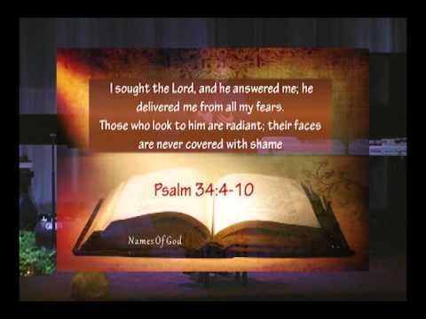 Names of God ~ El Shaddai  week 5