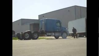 Precision Power Washing - On-site truck washing