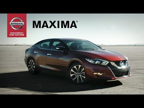 2016 Nissan Maxima Redesign – 4 Door Sports Car