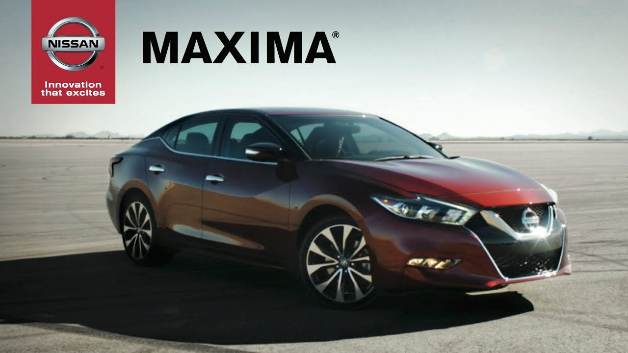 2015 Nissan Maxima Wallpaper