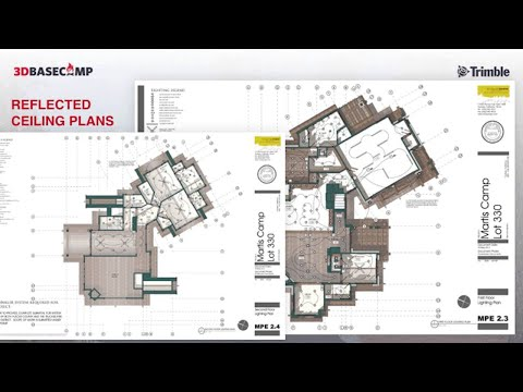 3D Basecamp 2016 – Smart Modeling for Complex Construction Documents