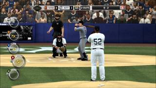 MLB 2K11: New York Mets vs. New York Yankees