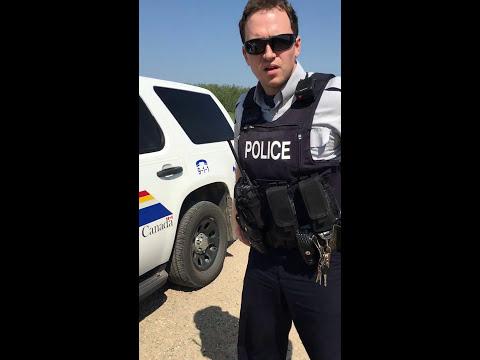 RCMP Arrest innocent man on false allegation..........Again