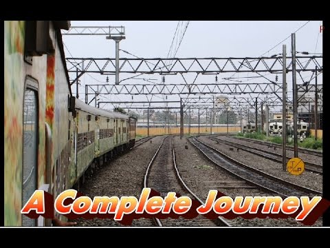 Howrah New Delhi Duronto Express: Journey Compilation PART 1