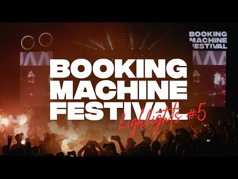 OXXXYMIRON: Booking Machine Festival 2018 Highlights #5