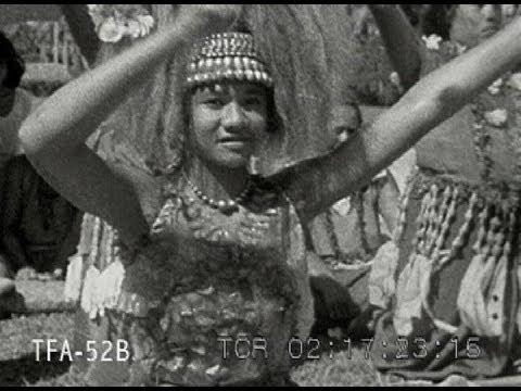 Fiji and Samoa 1933