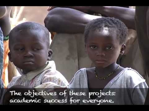LYRECO FOR EDUCATION IN TOGO 2011 - 2013