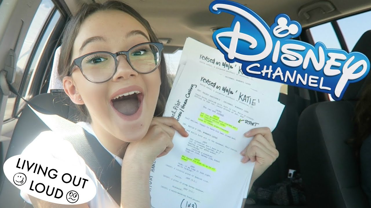 how to be on disney channel actress auditions