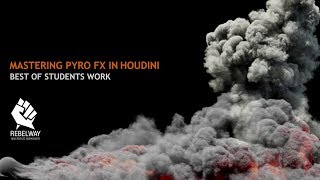 MASTERING PYRO FX - BEST OF STUDENTS WORK