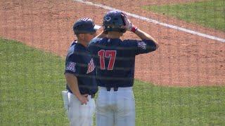 Arizona Baseball 11, Albany 3
