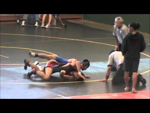 Zack Hernandez Punahou School 2010-2011 Wrestling Highlights