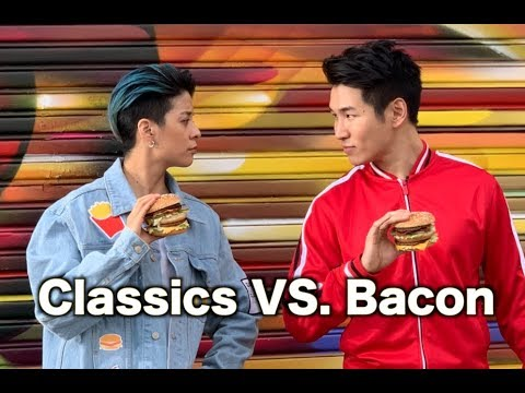 CLASSICS VS  BACON w/ MikeBowShow