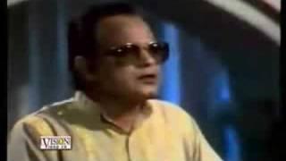 Ham by Muzaffar warsi wahi khoda hei