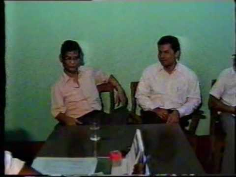 Sarbananda Sonowal past video with Social Legends