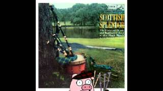 Scottish Splendor - The Regimental Band and Pipes and Drums of THE BLACK WATCH - C - Band 03