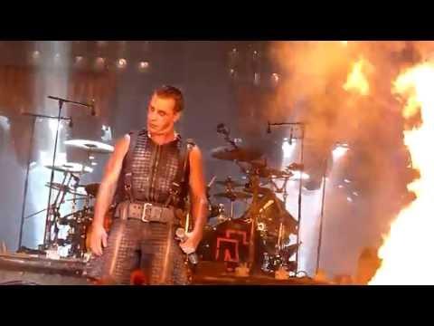 Rammstein - Du hast (live @ Provinssirock Seinäjoki 2016)