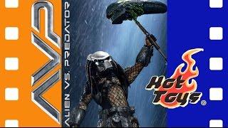 Фигурка хищник Древний - Чужой против Хищника | AVP - Ancient Predator Hot Toys