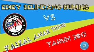 Download Video Ediey Selindang Kuning vs Faizal Anak Tiong MP3 3GP MP4