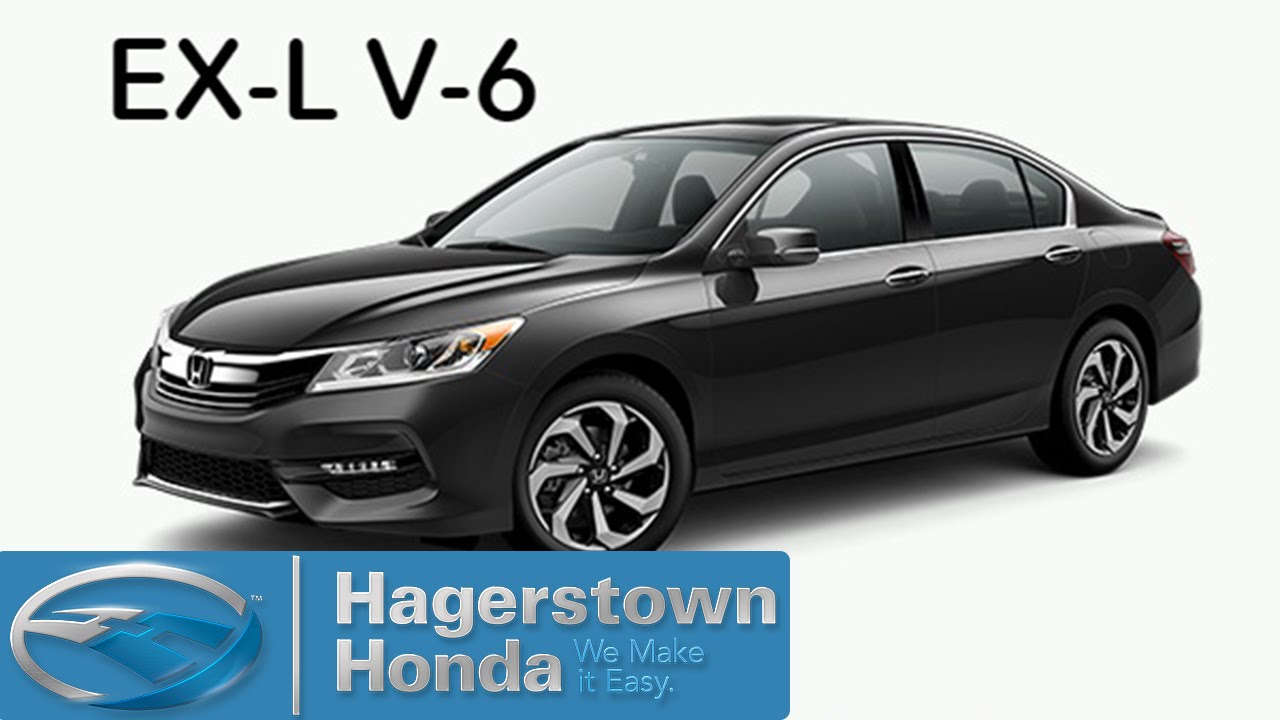 2016 Honda Accord Exl V6 Colors Hagerstown