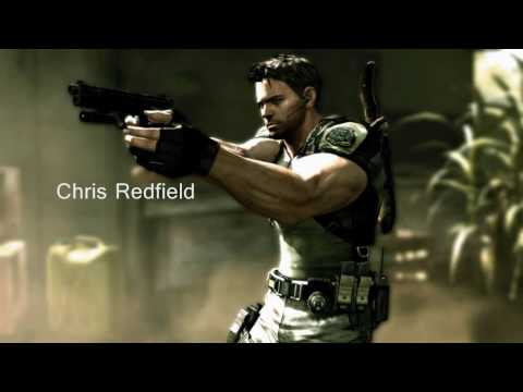 Chris Redfield Voice Clips Youtube
