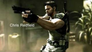 Video Chris Redfield - Voice Clips download MP3, 3GP, MP4, WEBM, AVI, FLV Agustus 2018