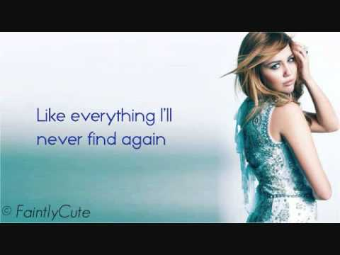 Miley Cyrus  Bottom of the Ocean  Lyrics