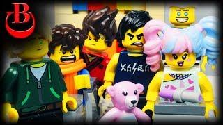 Lego Ninjago First Day Of School