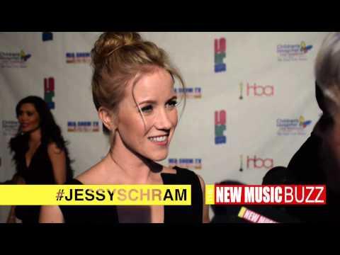 Jessy Schram @ 2015 Hollywood Beauty Awards