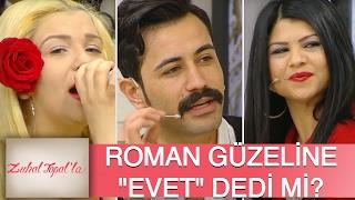 Zuhal Topal'la 124. Bölüm (HD) | İbrahim'den Roman Güzeli Talibine Şok Cevap!
