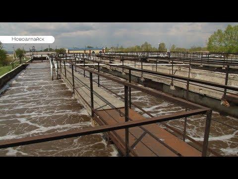 В Новоалтайске модернизируют старые коммунальные сети