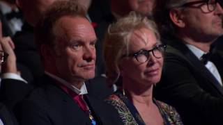 José Feliciano performs Living In A World at the Polar Music Prize Ceremony 2017