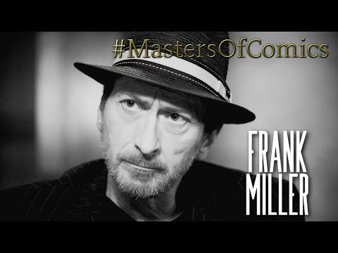 #MastersOfComics - Frank Miller