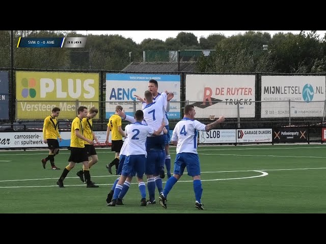 Derby SV Meerkerk - Ameide 1 - 3