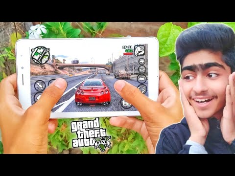 HOW TO PLAY REAL GTA 5 ON ANDROID IN 2020 |🔥 NOW PLAY GTA 5 ON ANDROID WITH PROOF GAMEPLAY 2020 | YL
