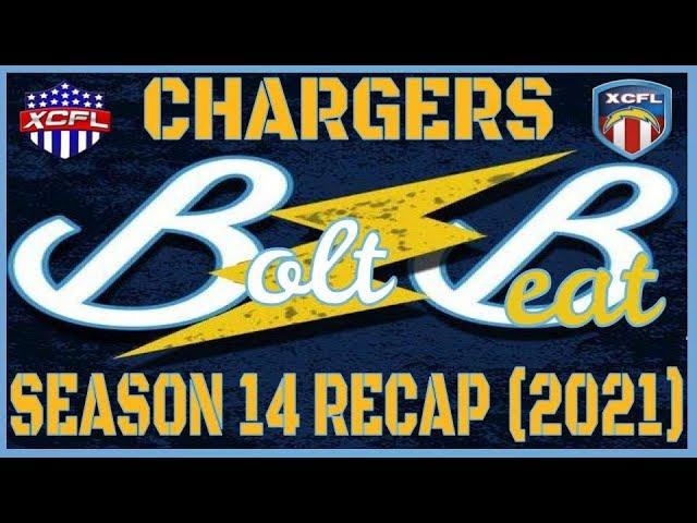 XCFL Chargers | Bolt Beat | Season 14 (2021) Recap | Ep. 4
