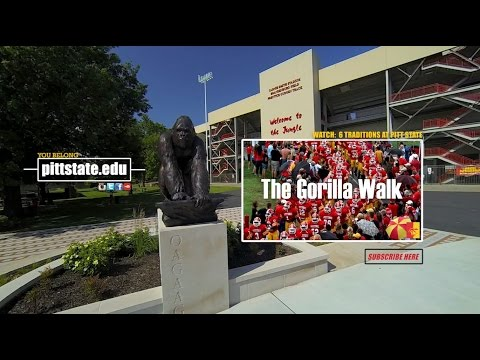 5 Destinations (on-campus) - Pittsburg State University