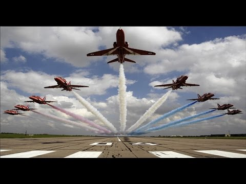 The best of Farnborough International Airshow 2016