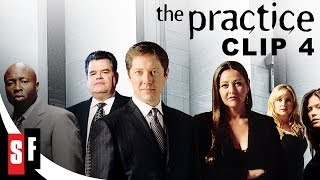 The Practice: The Final Season (1/4) James Spader's Big Speech