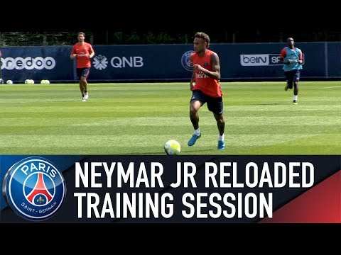 Neymar Jr Reloaded - TRAINING SESSION